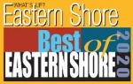 Best of Eastern Shore 2020 award winner badge